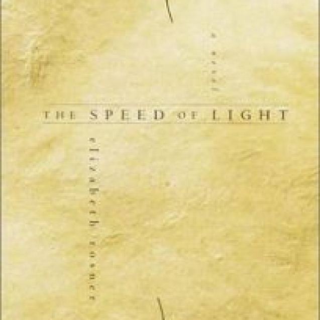 The Speed of Light - Cover